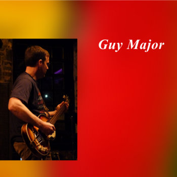 Guy Major cover art