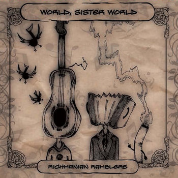 World, Sister World cover art