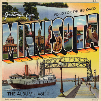 Minnesota: the Album Vol. 1 cover art