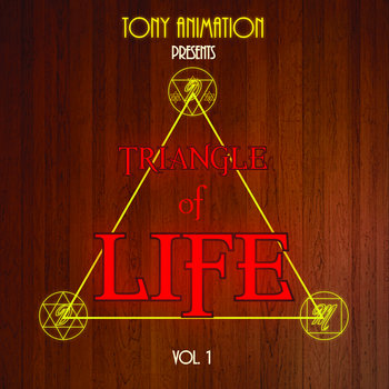 Triangle Of Life vol.1 cover art