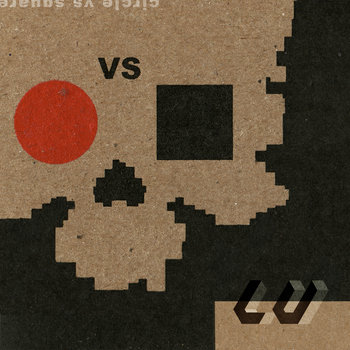 circle vs square cover art