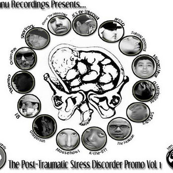 Paramanu Recordings Presents...The Post-Traumatic Stress Discorder Vol. 1 cover art