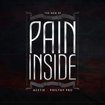 Pain Inside EP cover art
