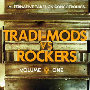 Tradi-Mods vs. Rockers cover art