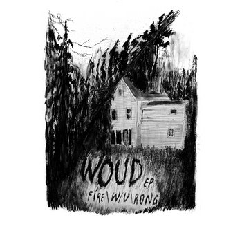Woud EP cover art