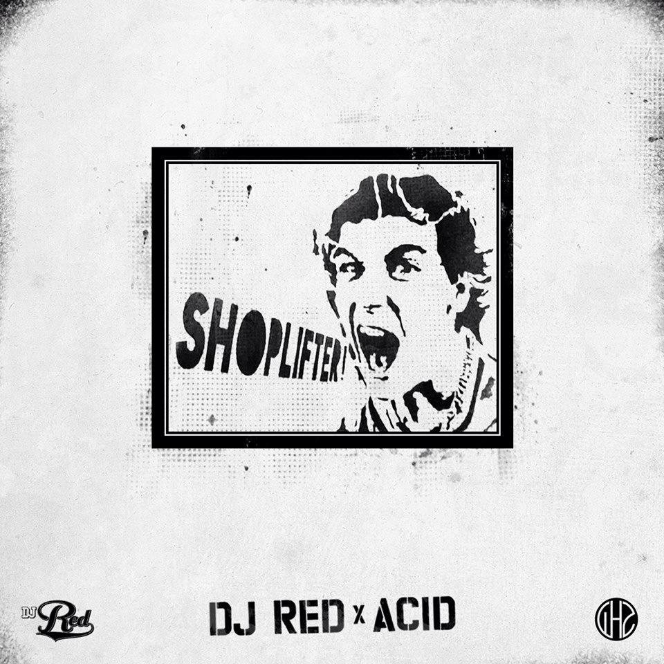 AciD - Shoplifter!