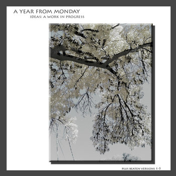 A Year From Monday:  Ideas; a work in progress cover art