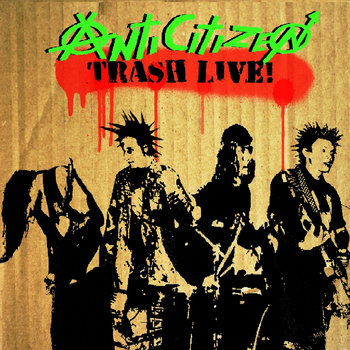 Trash Live! cover art