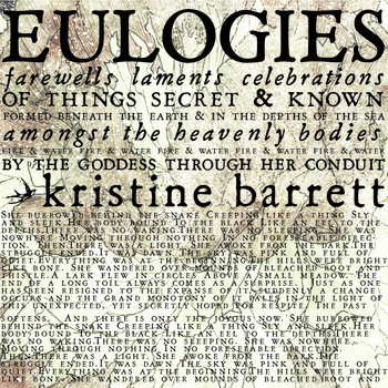 Eulogies cover art