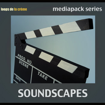 Soundscapes cover art