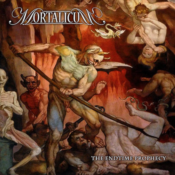 MORTALICUM &quot;The Endtime Prophecy&quot; cover art