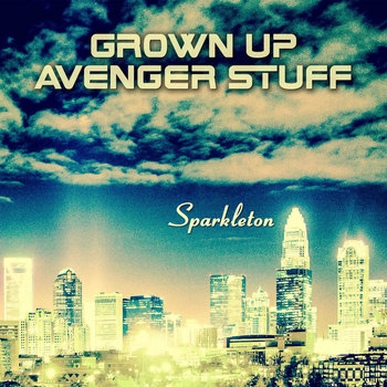 Sparkleton cover art