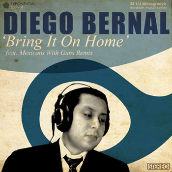 Diego Bernal - Bring It On Home FREE EP cover art