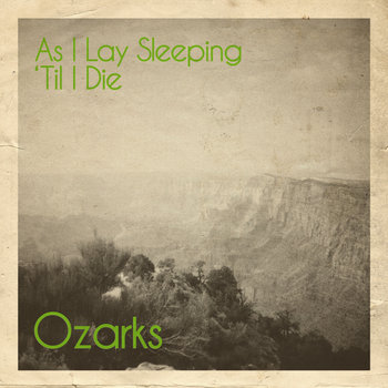 As I Lay Sleeping / 'Til I Die cover art