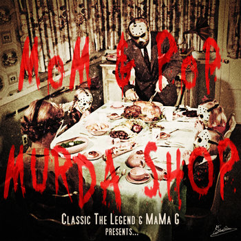 MoM &amp; PoP Murda Shop cover art