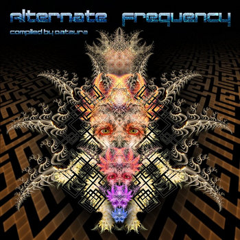 Various Artists - Alternate Frequency compiled by DATAURA cover art