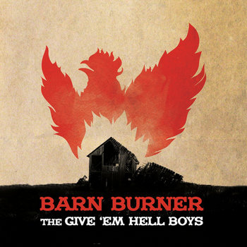Barn Burner cover art