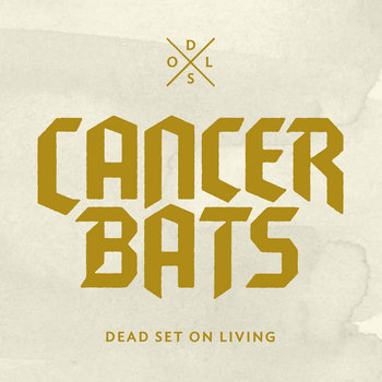 Dead Set On Living cover art