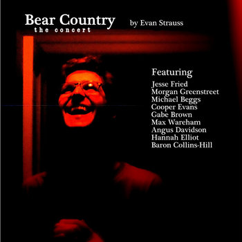 BEAR COUNTRY: The Concert cover art