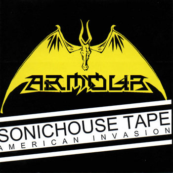 The Sonichouse Tapes - American Invasion cover art