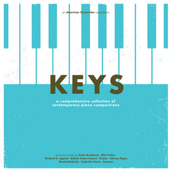 Keys (A Comprehensive Collection Of Contemporary Piano Compositions) cover art