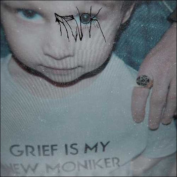 REVOK grief is my new moniker CD/2xLP cover art