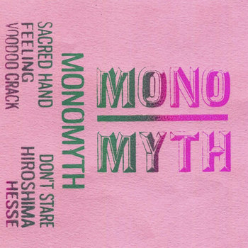 MONOMYTH cover art