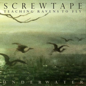 Teaching Ravens to Fly Underwater cover art