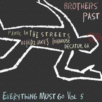 Everything Must Go Volume 5: Panic in the Streets / 7-14-02 Decatur, GA cover art