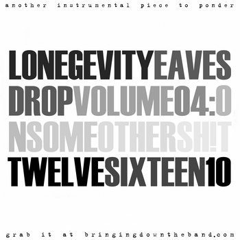 Eavesdrop Volume 4: On Some Other Sh!t cover art