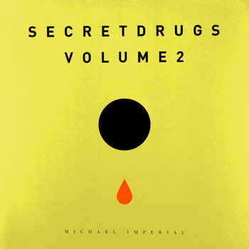 Secret Drugs — Volume 2 cover art