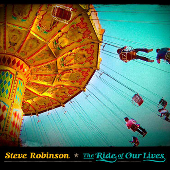 The Ride of Our Lives EP cover art
