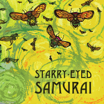 Starry-Eyed Samurai cover art