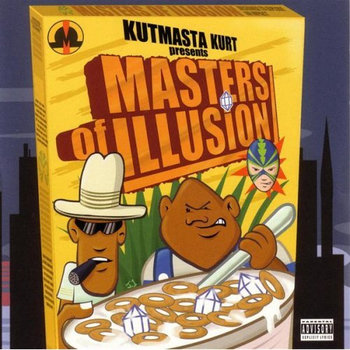 Masters Of Illusion cover art
