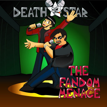The Fandom Menace cover art