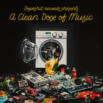 A Clean Dose Of Music cover art