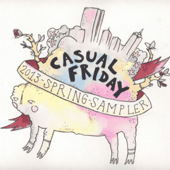 Casual Friday Spring Sampler cover art