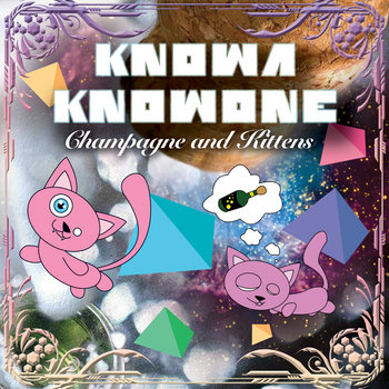 Champagne and Kittens cover art