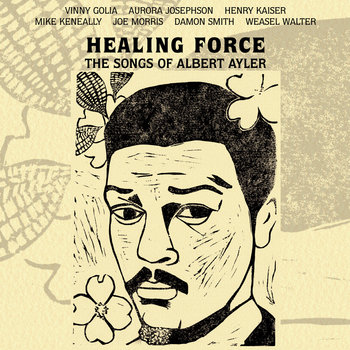 The Songs of Albert Ayler cover art