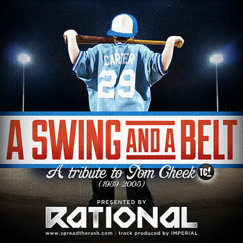 A Swing and a Belt (Tom Cheek Tribute) cover art