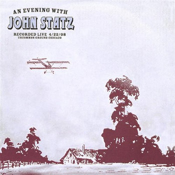 An Evening With John Statz cover art