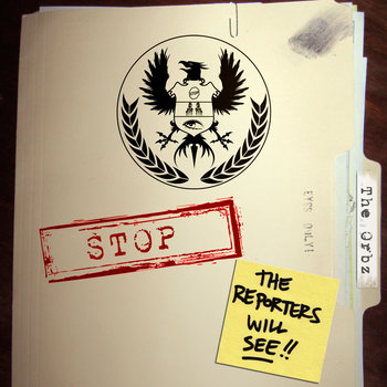 Stop! The Reporters Will See cover art