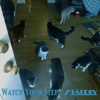Watch Your Step (Single) cover art