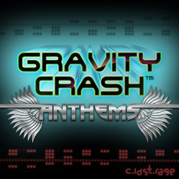 Gravity Crash Anthems cover art