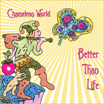 Better Than Life cover art