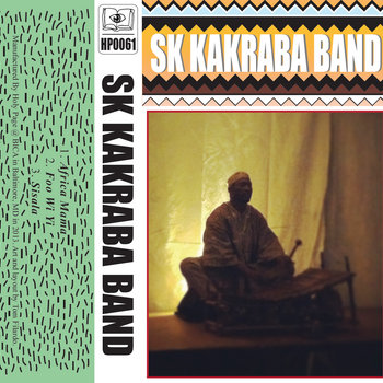 SK Kakraba Band cover art