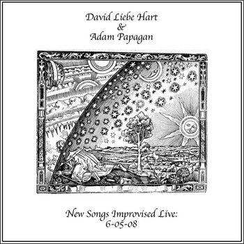 New Songs Improvised Live: 6-05-08 cover art