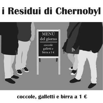 coccole,galletti e birra a 1€ cover art