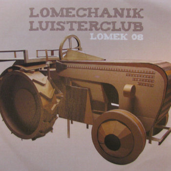 Lomechanik Luisterclub cover art