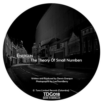 Energun - The Theory Of Small Numbers cover art